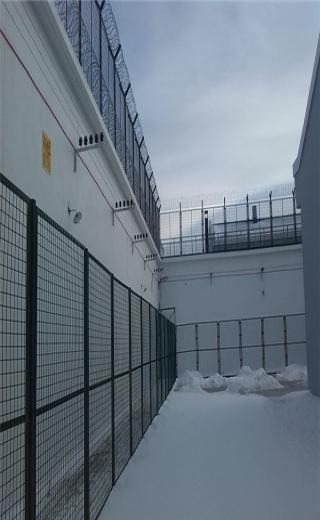 文山监所高压电网案例图片