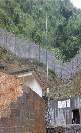 德宏武器炸弹库电子围栏案例图片